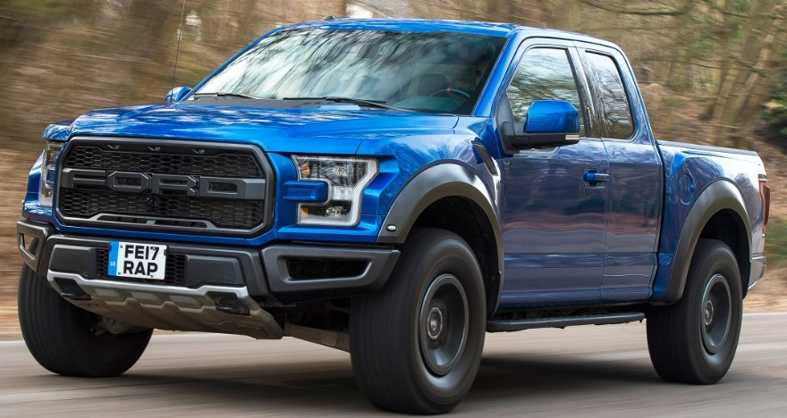 2022 Ford 150 Exterior