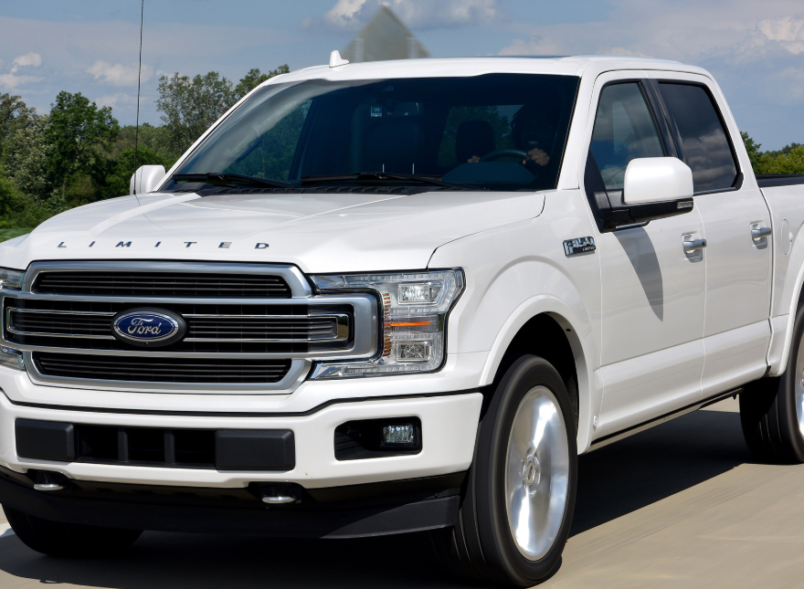 2022 Ford F 150 Exterior