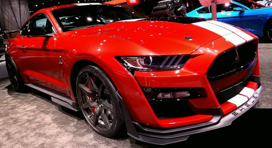 2022 Ford Shelby Exterior