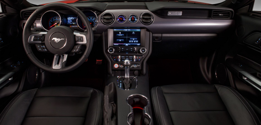 2022 Ford Shelby Interior