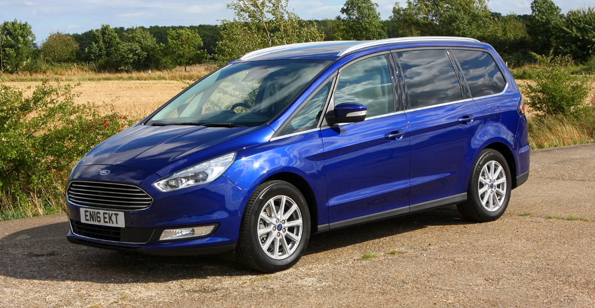 Ford Galaxy 2022 Exterior