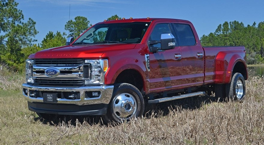 2020 Ford F 350 Super Duty Exterior