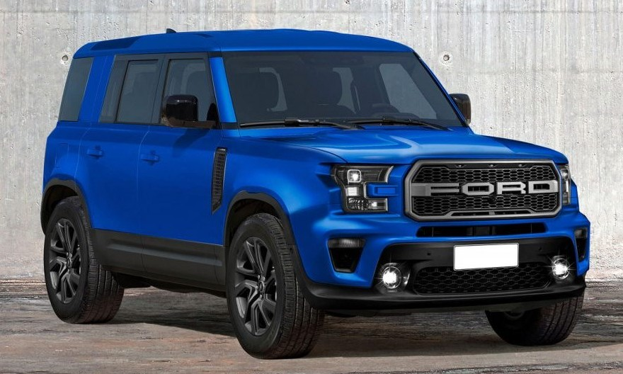 2021 Ford Baby Bronco Exterior