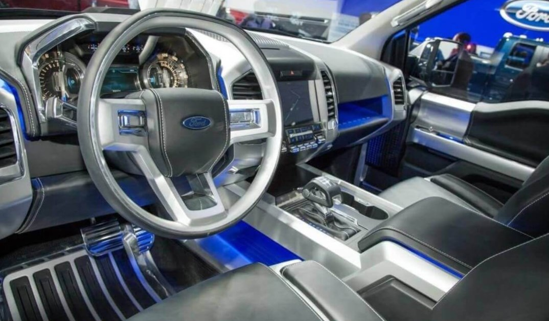 2021 Ford Baby Bronco Interior