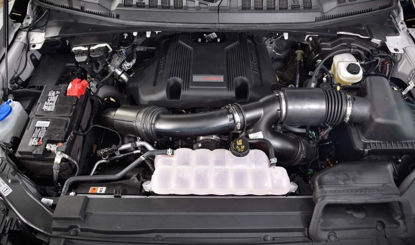 2021 Ford F 150 Engine