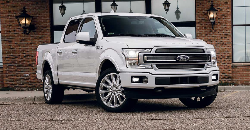 2021 Ford F 150 Limited Exterior