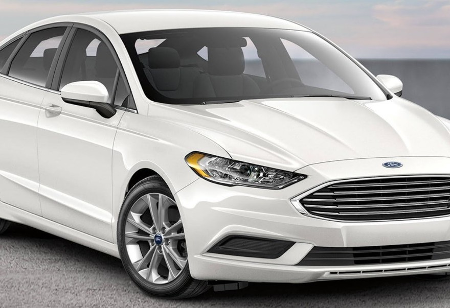 2021 Ford Fusion Wagon Exterior
