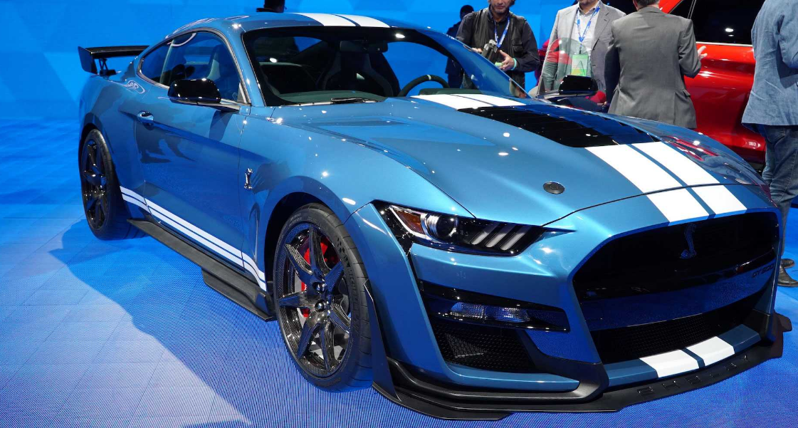 2021 Ford GT500 Exterior
