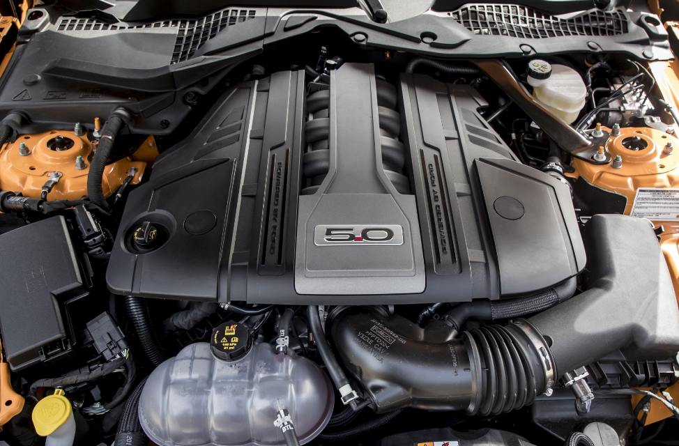 2021 Ford Gt350 Engine