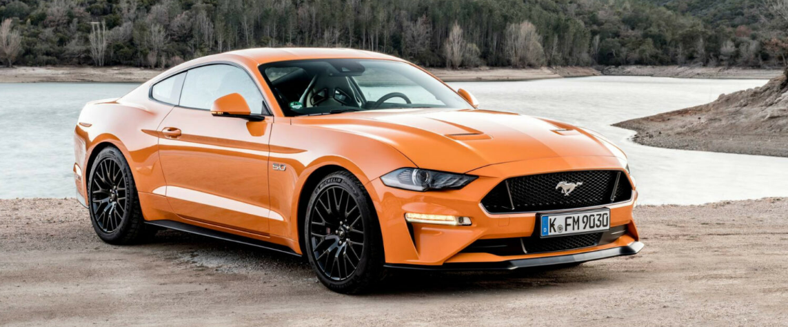2021 Ford Gt350 Exterior