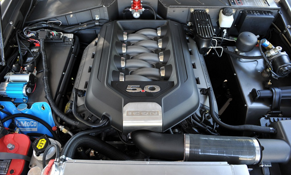 2021 Ford Baby Bronco Engine