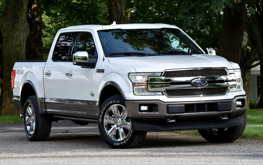 2020 F 150 Ford Exterior
