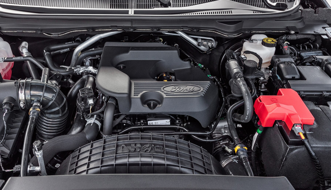 2022 Ford Ranger Engine