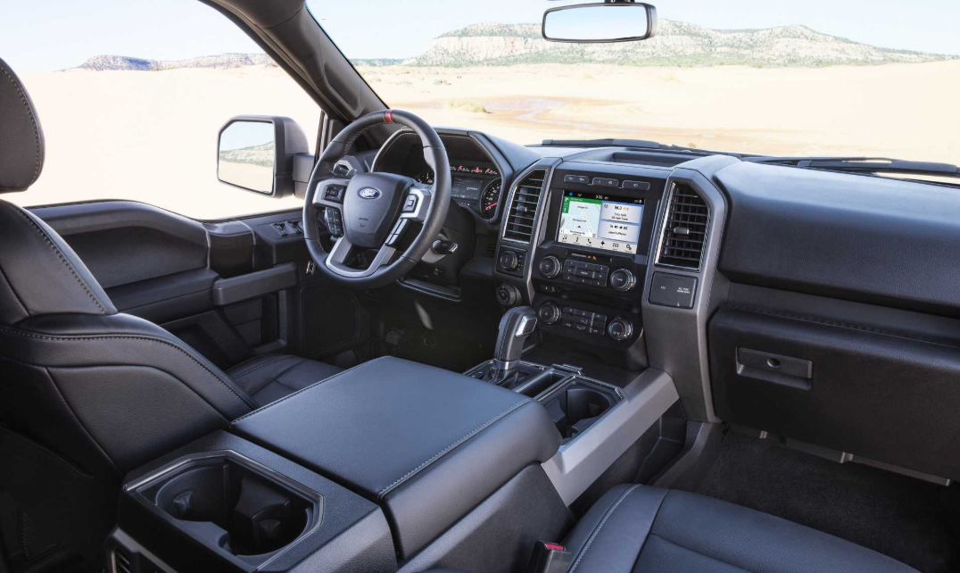 2022 Ford Bronco Interior