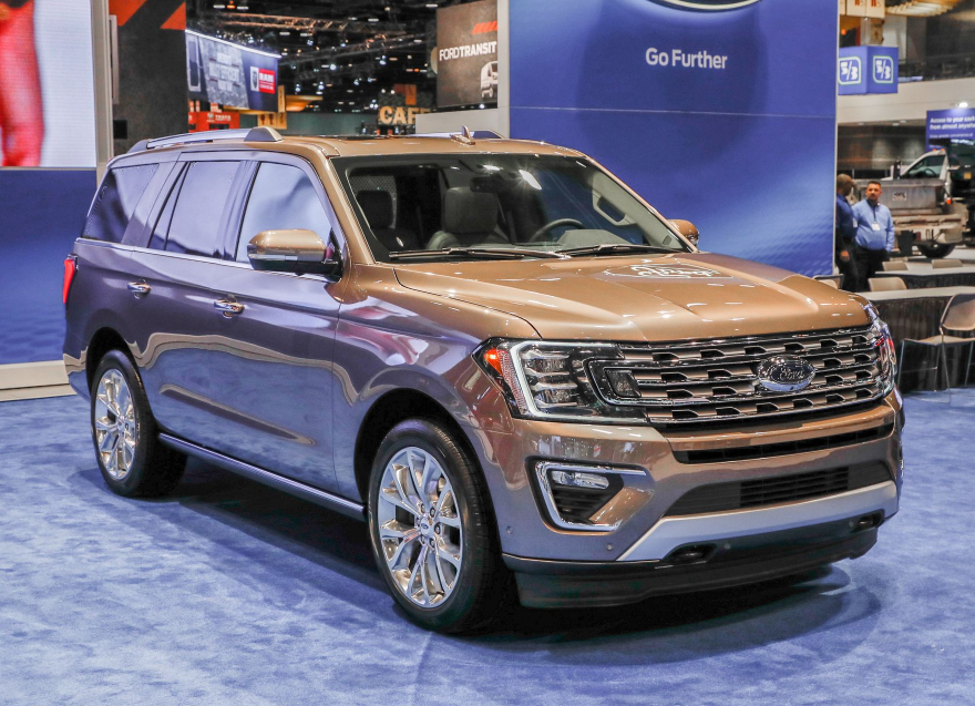 2023 Ford Expedition Exterior
