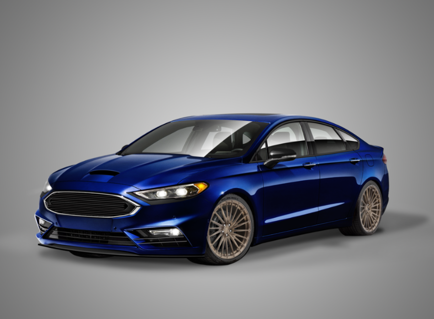 2023 Ford Fusion Exterior