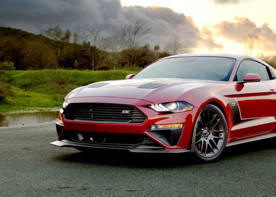 New 2022 Ford Mustang Exterior