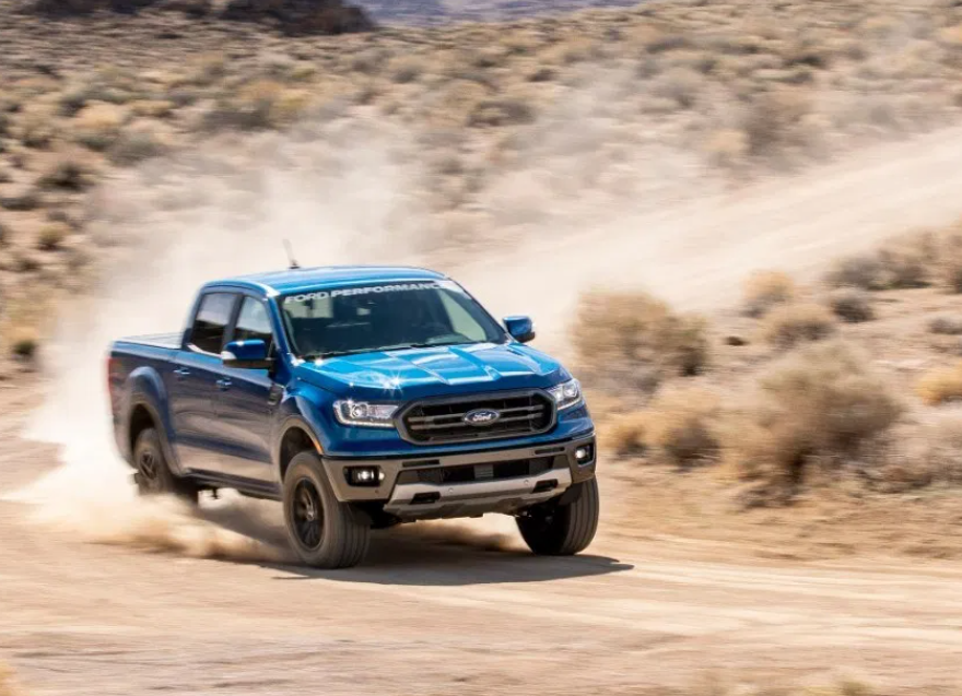 New 2022 Ford Ranger Exterior