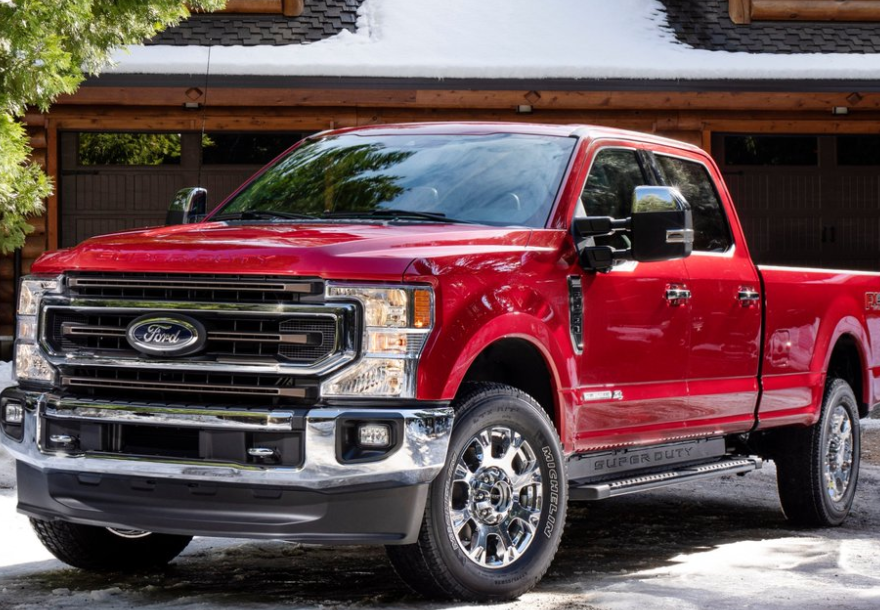 2022 Ford F-250 Exterior