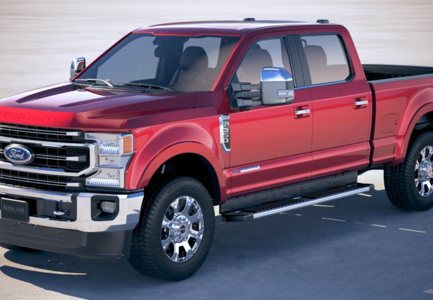 2022 Ford F 350 Exterior