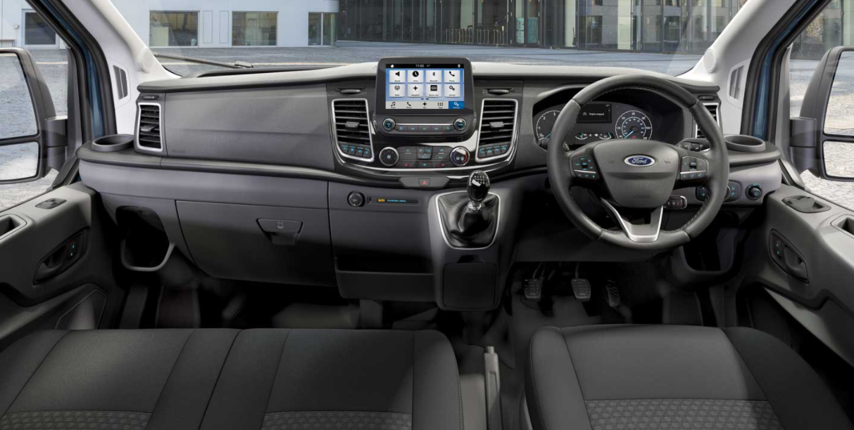 2022 Ford Transit Interior