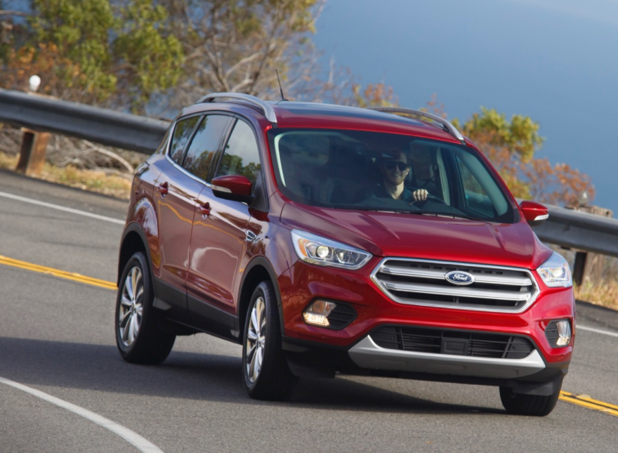 2023 Ford Escape Exterior
