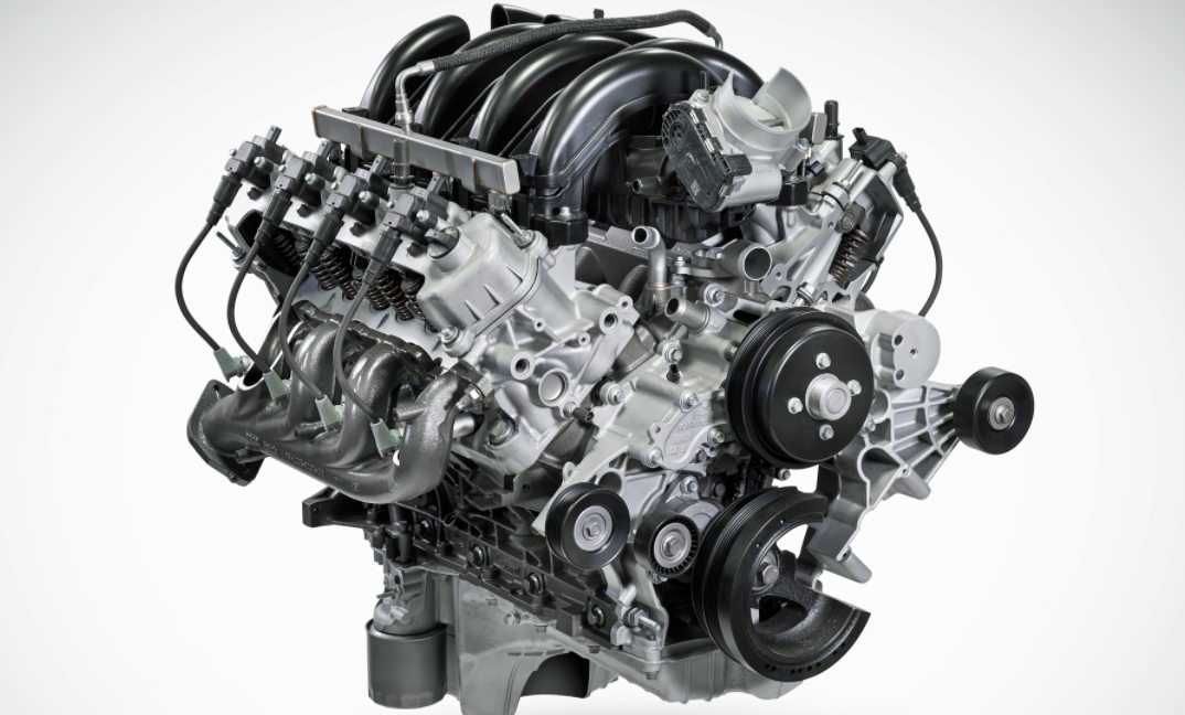 2023 Ford F350 Engine
