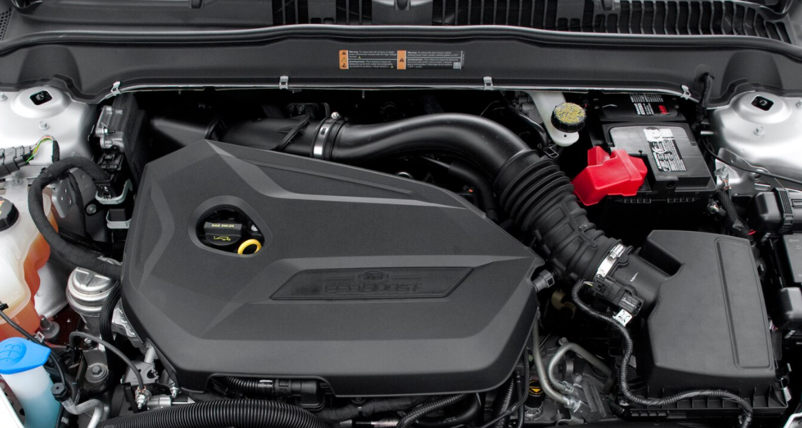 2023 Ford Fusion Active Engine