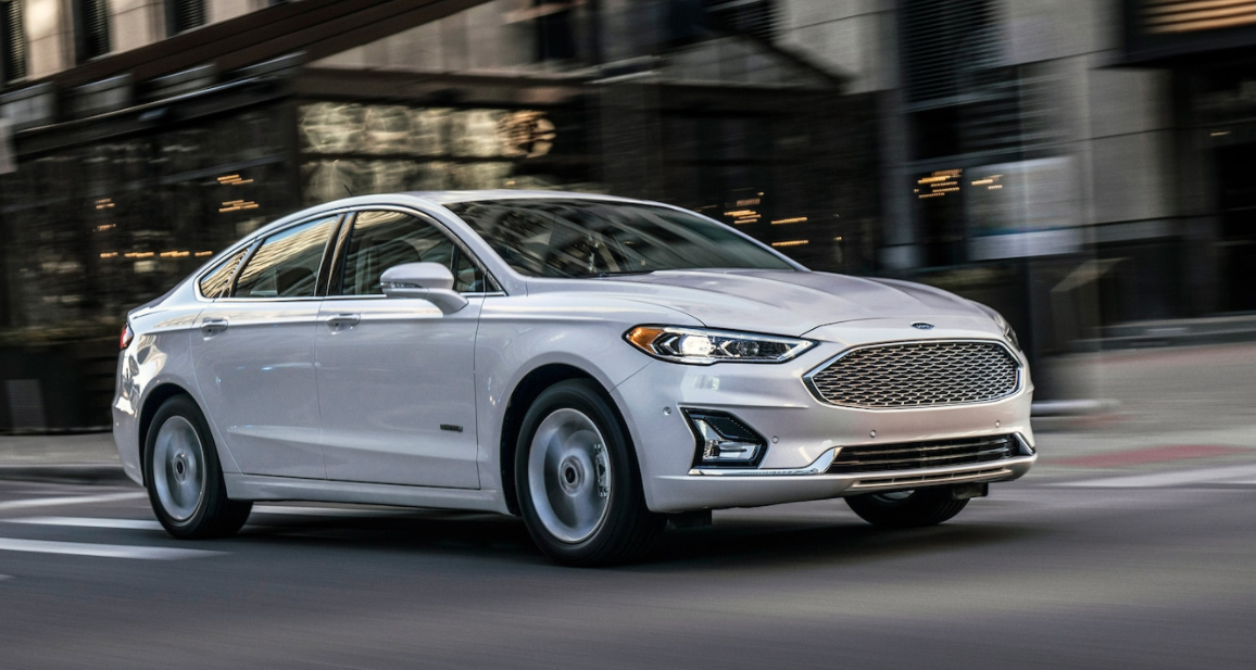 2023 Ford Fusion Active Exterior