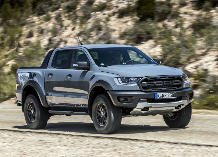 2023 Ford Ranger Raptor