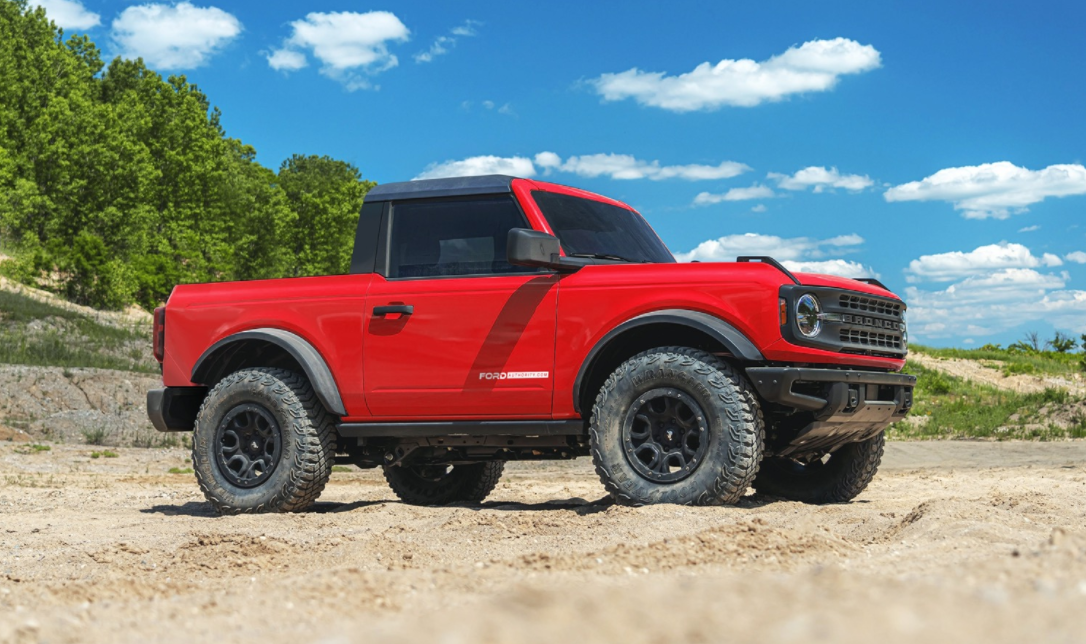 2023 Ford Bronco Truck Exterior