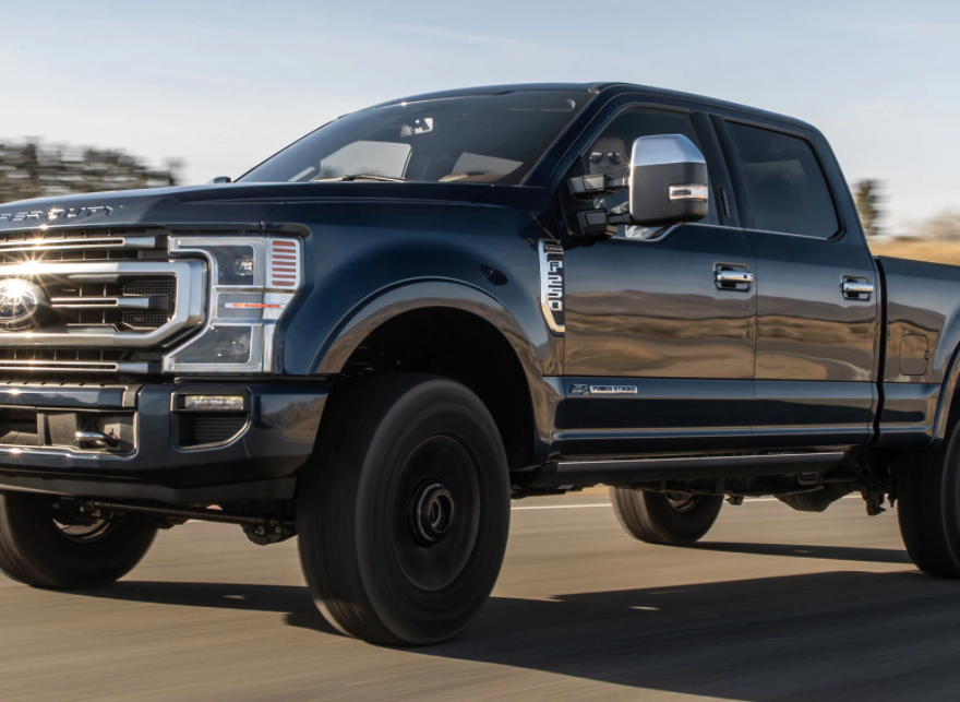 2023 Ford F 250 Exterior
