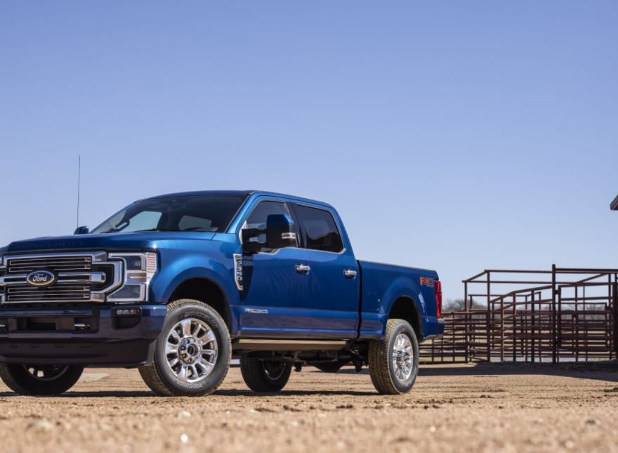 2023 Ford F 350 Exterior