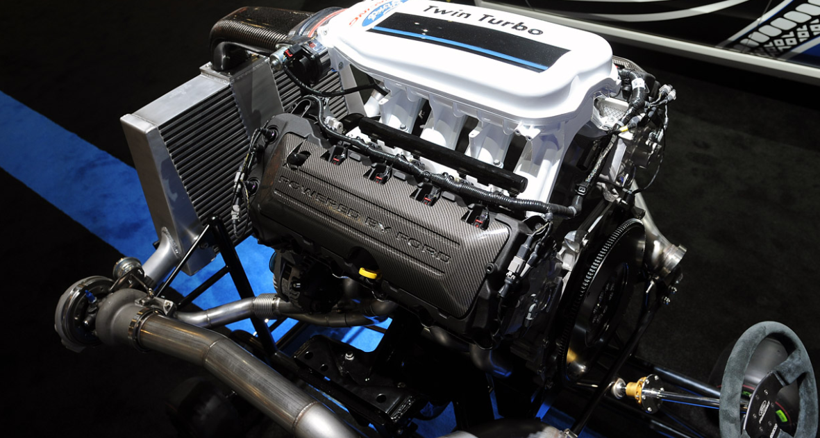 2023 Ford Excursion Engine