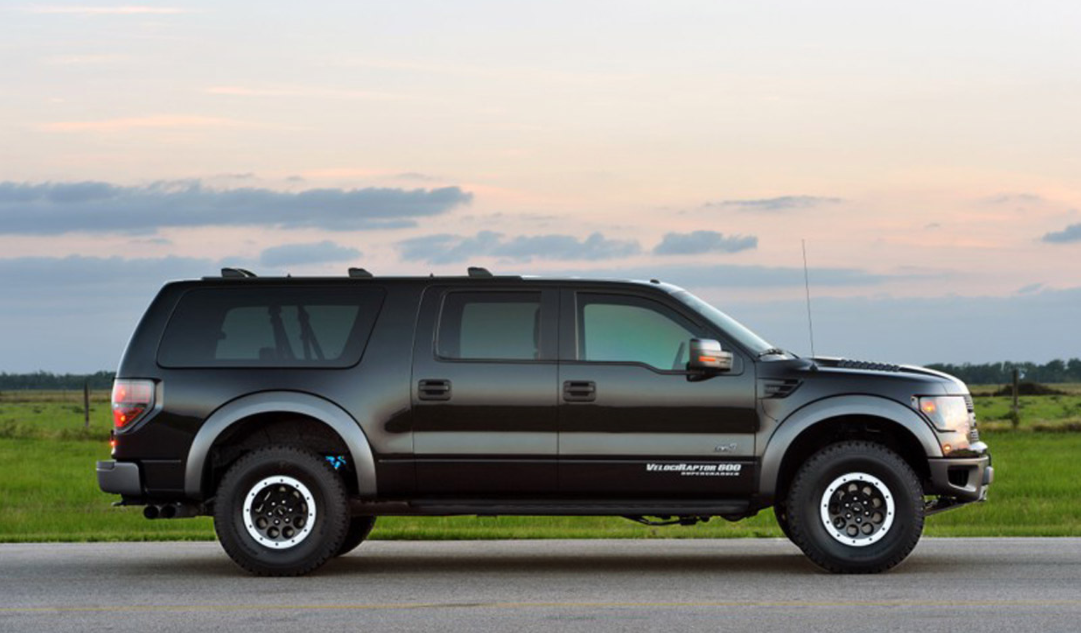 2023 Ford Excursion Exterior