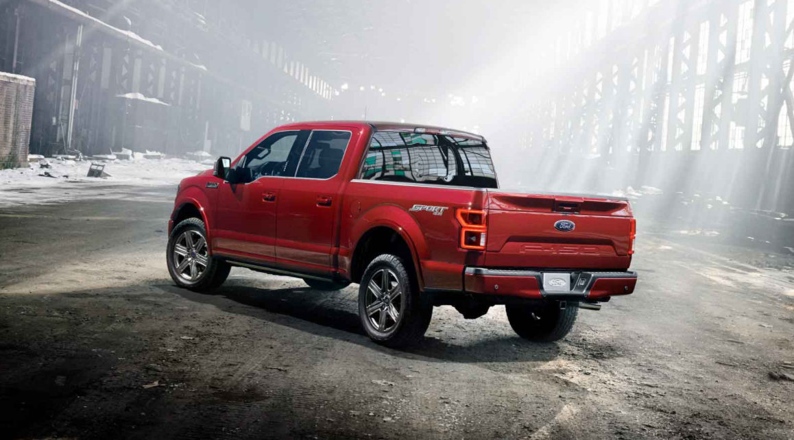 2023 Ford F-150 Electric Engine