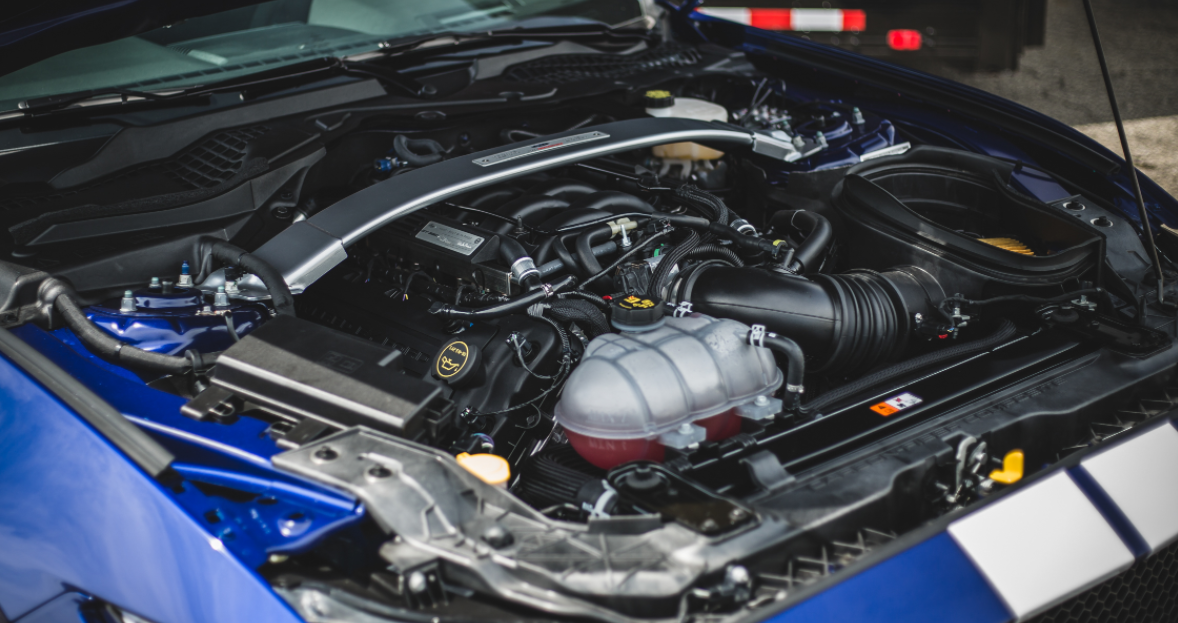 2023 Ford Mustang Engine