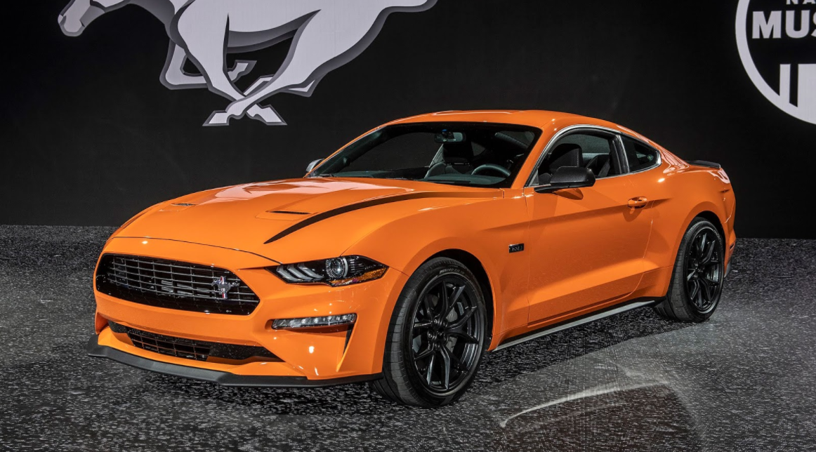 2023 Ford Mustang Exterior
