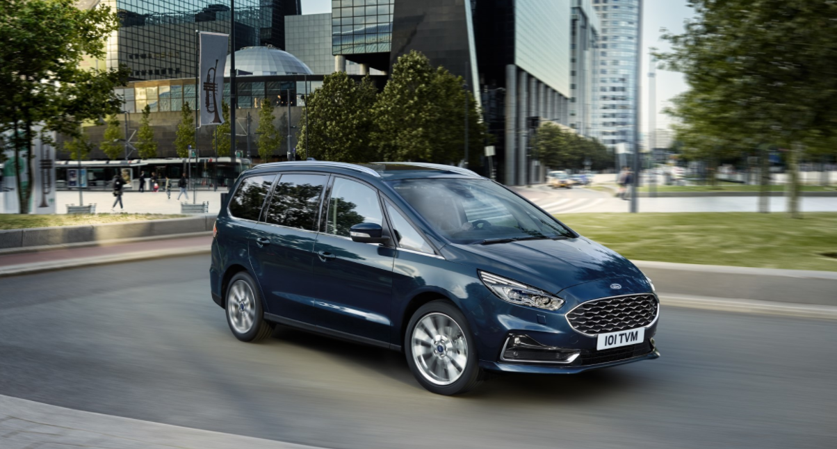 Ford Galaxy 2023 Exterior