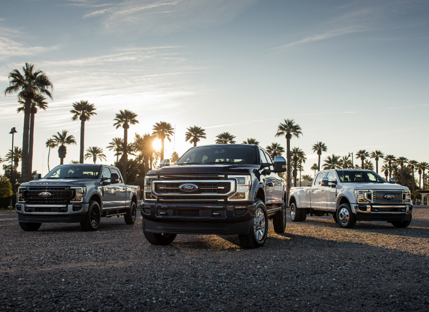 2023 Ford Super Duty Exterior