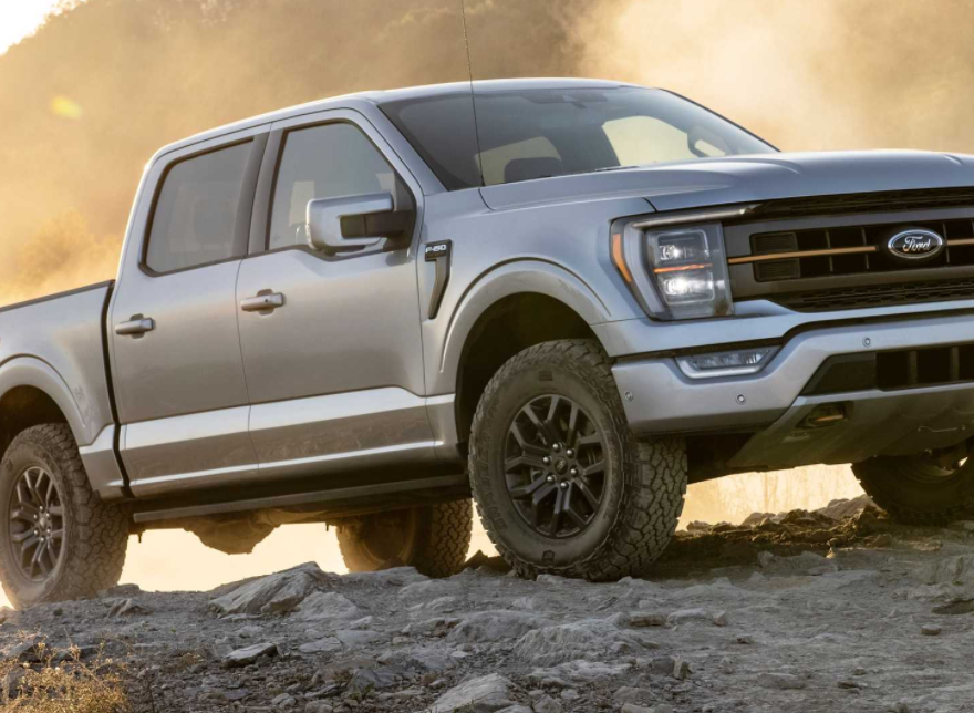 New 2023 Ford F150 Exterior
